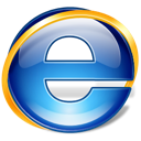 internet explorer, Ie, microsoft, Browser Black icon