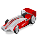 formula 1, single, Car, sport, racing, seater Black icon
