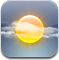 weather DarkGray icon