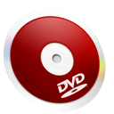 disc, Dvd Maroon icon