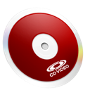 video, Cd Maroon icon