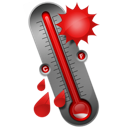 weather Black icon