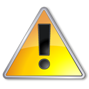 Attention, Alert, Achtung, warning, exclamation Black icon