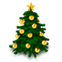 Tree Black icon
