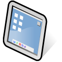 beos, Desktop Black icon