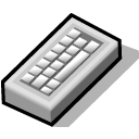 beos, Keyboard Black icon