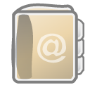 Address, Book Wheat icon