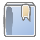 bookmark LightSteelBlue icon