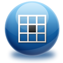 Center MidnightBlue icon