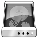 internal, Disk Icon