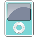 3g, nano, Apple, ipod, teal DarkTurquoise icon