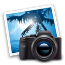 photo, Iphoto, nikon, picture, For photographer, image Black icon