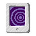 vortex, File Indigo icon