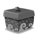 Folder, Dark DimGray icon