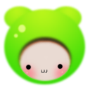 froggy, peewee, Fischer GreenYellow icon