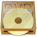 Dvd, Box Tan icon