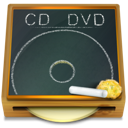 lecteur, Dvd, Cd DarkSlateGray icon