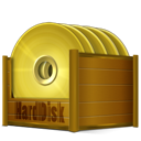 Hdd SaddleBrown icon