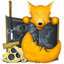 Firefox DarkSlateGray icon