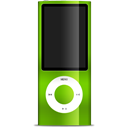 Apple, ipod, pink, nano OliveDrab icon