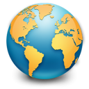 global, world, Browser, earth, planet, international, internet, globe Black icon