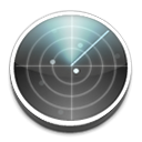 radar, Nearby, system, preferences, network, Detect DarkSlateGray icon