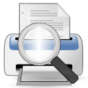 Print, document, preview WhiteSmoke icon