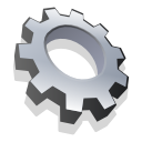 Component, Bonobo, Browser Silver icon