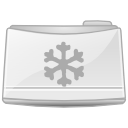 snowish, Folder WhiteSmoke icon