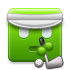 Golf OliveDrab icon