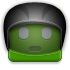 Helmetgreen DarkOliveGreen icon