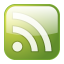 05, Rss OliveDrab icon