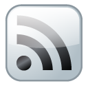Rss, 12 Silver icon