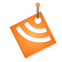 feed, Rss Black icon