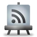 6, 24, Rss DimGray icon