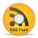 08, Rss Goldenrod icon