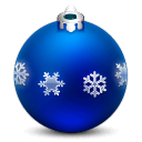 with, flakes, ornament, christmas Black icon
