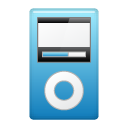 ipod SteelBlue icon