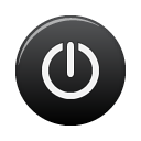 power DarkSlateGray icon