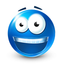 Avatar, smiley MidnightBlue icon