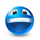 smiley, Avatar MidnightBlue icon