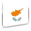 flag, Cyprus Black icon