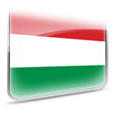 hungary, flag SeaGreen icon