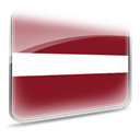 flag, Latvia Brown icon