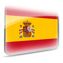 flag, spain, spanish flag Gold icon