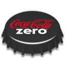 zero, cola, Coca, 128 DarkSlateGray icon