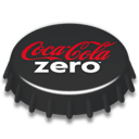 cola, Coca, 256, zero DarkSlateGray icon