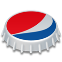 new, pepsi, 256 Black icon