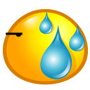 Sweat Orange icon
