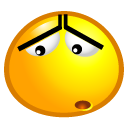 sad Orange icon